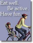 Eat Well, Be Active, Have Fun